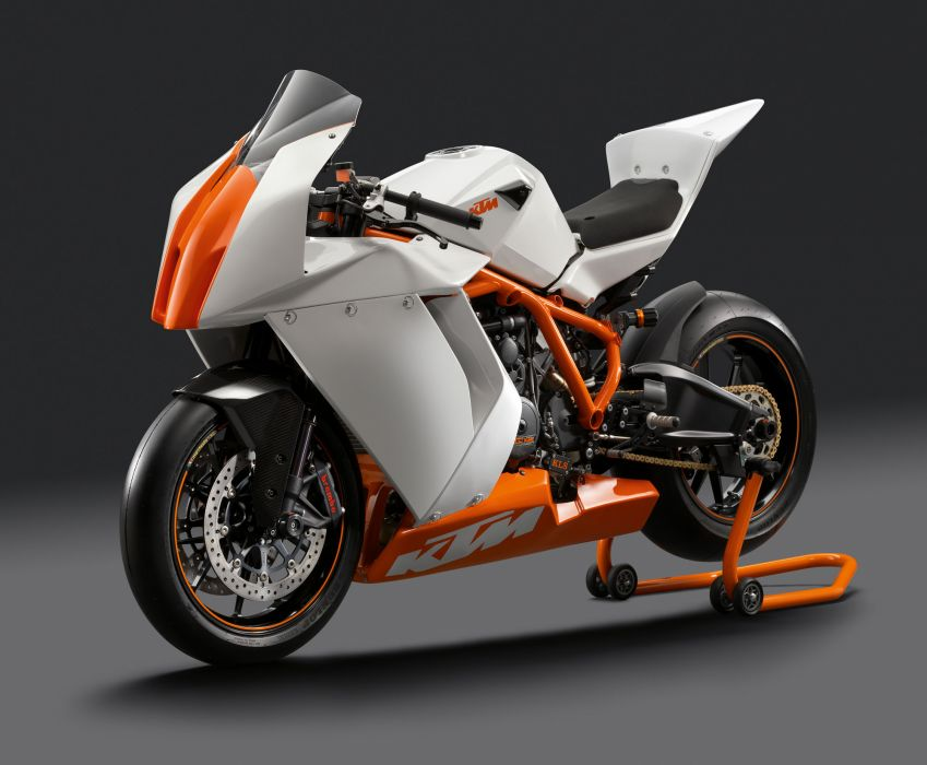 2012 KTM 1190 RC8R Track wallpaper