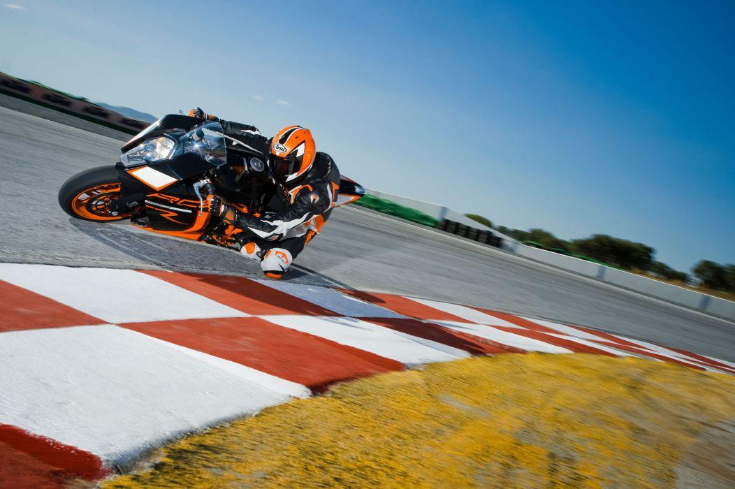 2012 KTM 1190 RC8R wallpaper