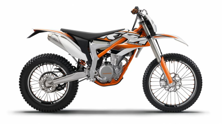 2012 KTM Freeride 350 d wallpaper