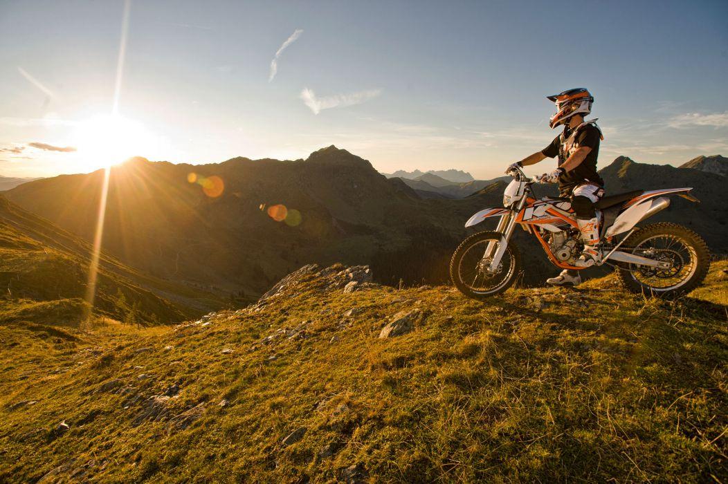 2012 KTM Freeride 350    f wallpaper