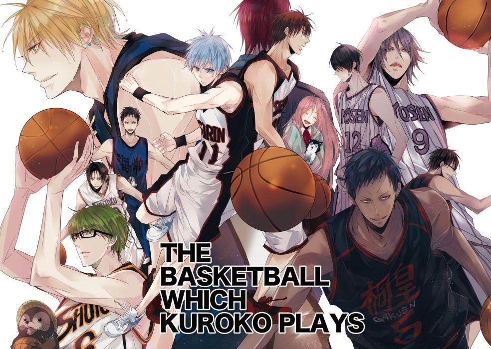 Kuroko no Basket wallpaper