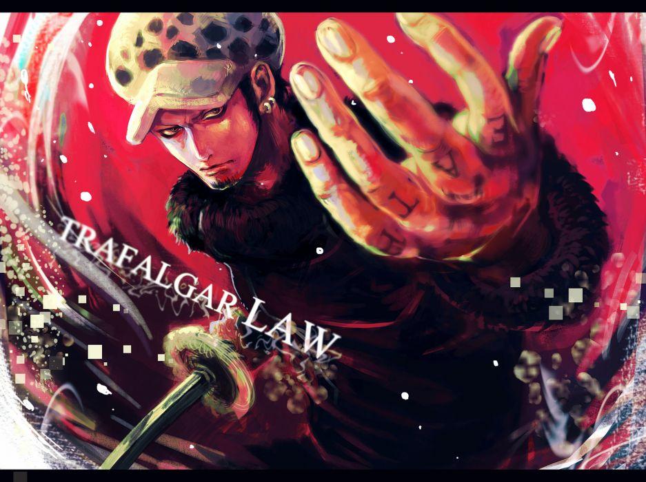 one piece trafalgar law tsuyomaru wallpaper
