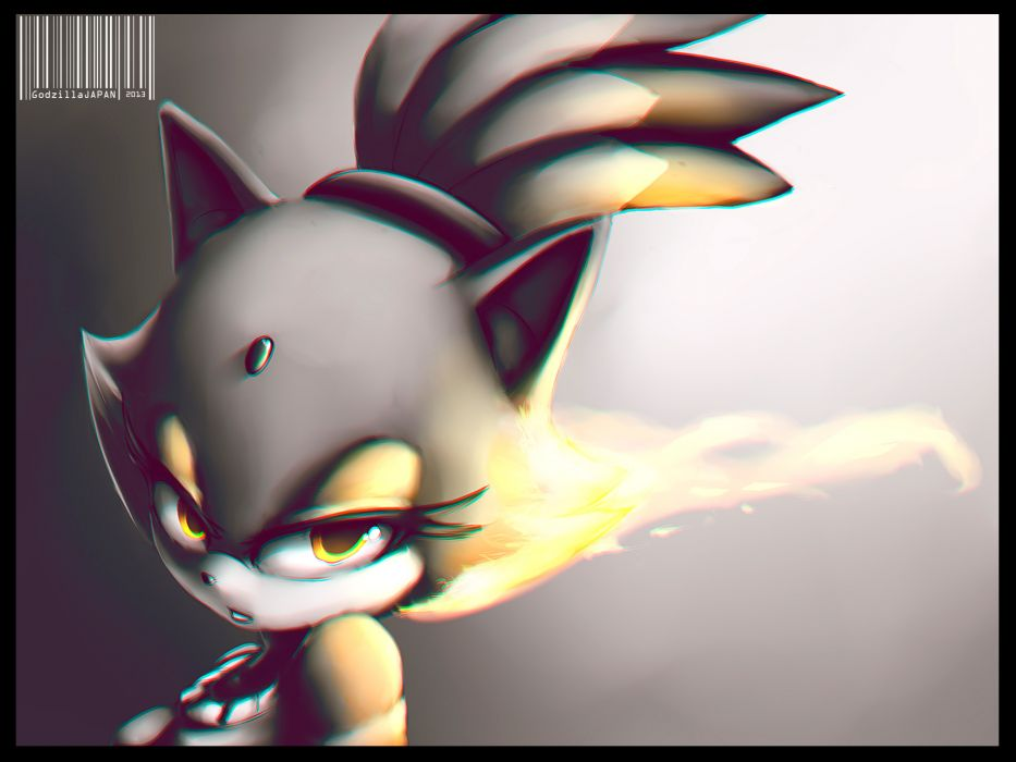 Sonic the Hedgehog Blaze the Cat wallpaper