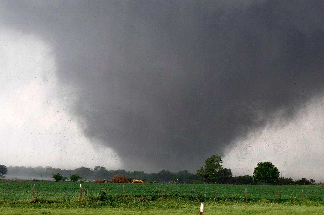 tornado storm sky clouds  d wallpaper