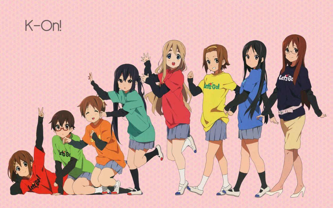 K-ON! Anime wallpaper