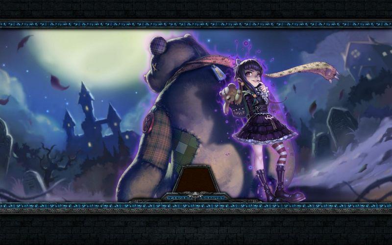 League of Legends Annie wallpaper