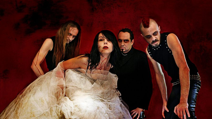 Cadaveria gothic metal heavy wallpaper
