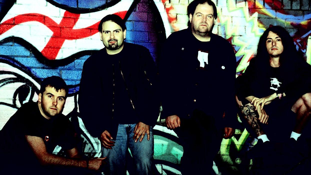 NAPALM DEATH death metal thrash heavy    f wallpaper