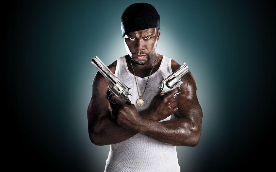 50-CENT Curtis Jackson Hip hop rap cent gangsta        d wallpaper