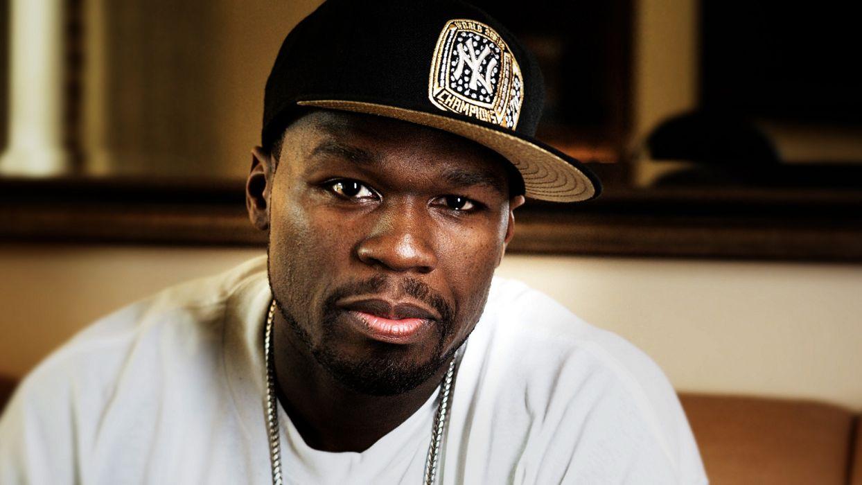 50-CENT Curtis Jackson Hip hop rap cent gangsta     s wallpaper