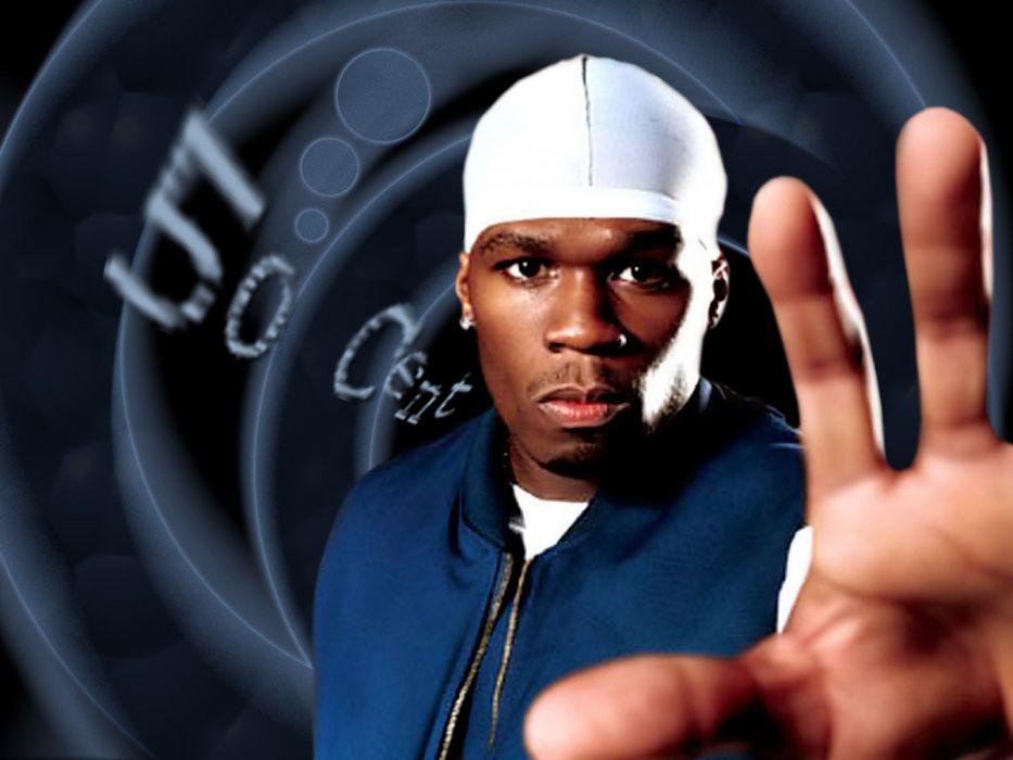 50-CENT Curtis Jackson Hip hop rap cent gangsta  z wallpaper