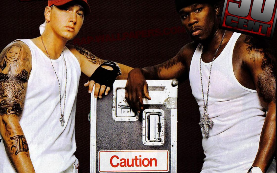 50-CENT Curtis Jackson Hip hop rap cent gangsta eminem wallpaper
