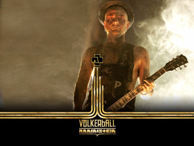 RAMMSTEIN industrial metal heavy guitar guitars concert concerts f wallpaper