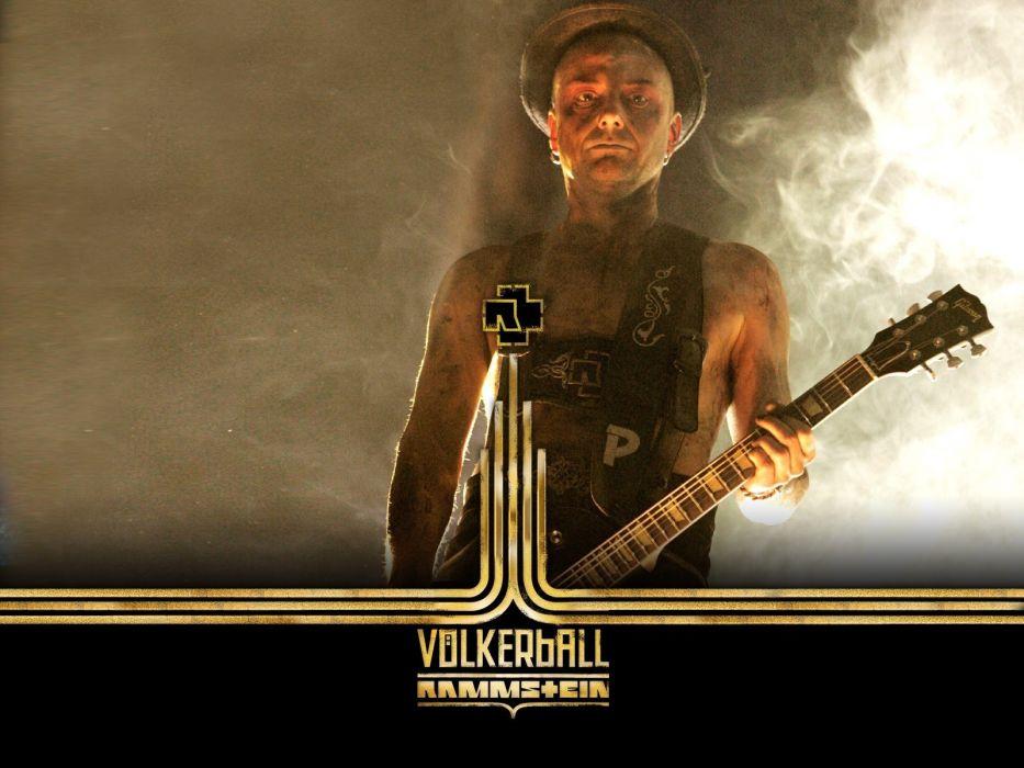 RAMMSTEIN industrial metal heavy guitar guitars concert concerts     f wallpaper