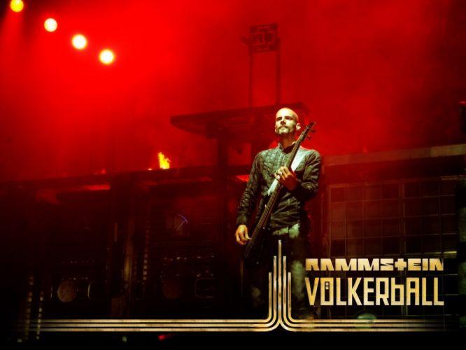 RAMMSTEIN industrial metal heavy guitar guitars concert concerts r wallpaper