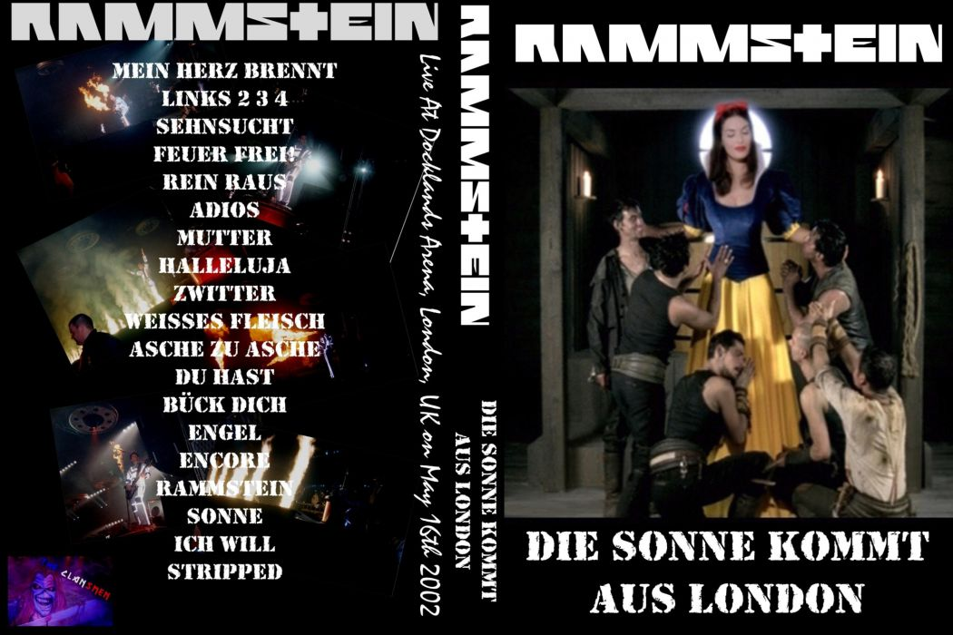 RAMMSTEIN industrial metal heavy poster posters wallpaper