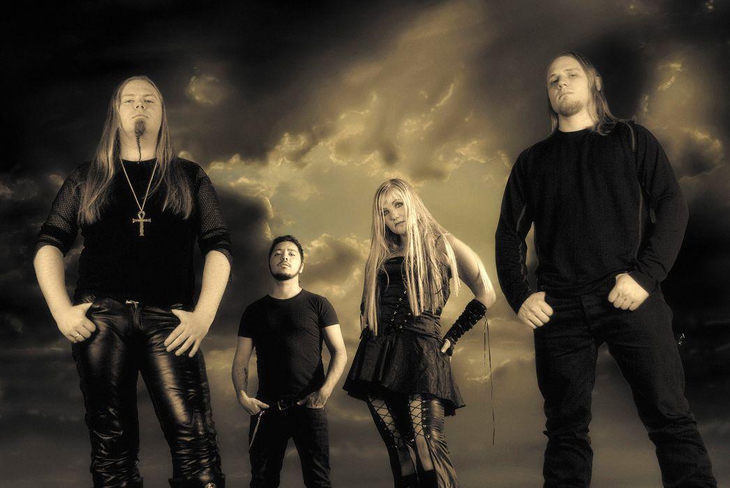 SIRENIA gothic metal heavy      h wallpaper