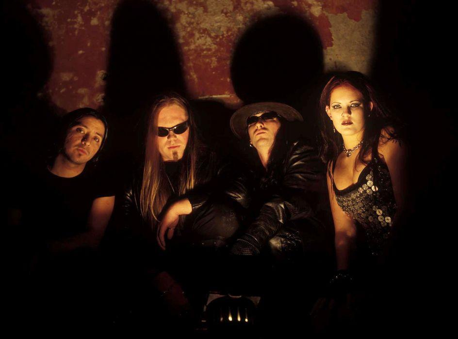 SIRENIA gothic metal heavy     g wallpaper