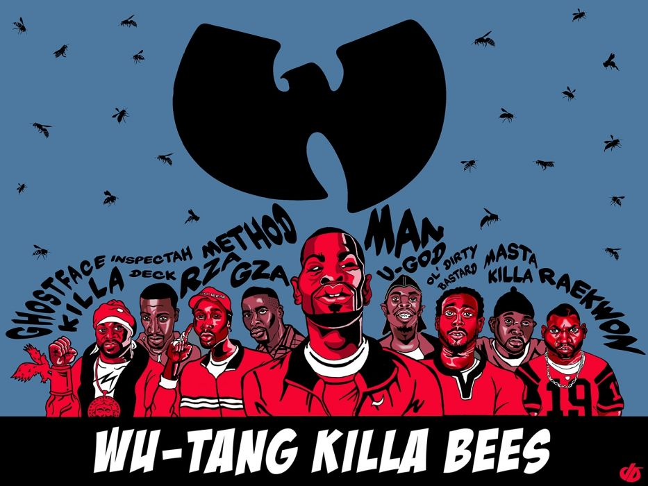 Wu-Tang Clan gangsta rap hip hop   v wallpaper