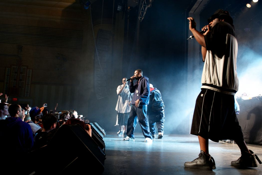 Wu-Tang Clan gangsta rap hip hop concert concerts microphone    e wallpaper