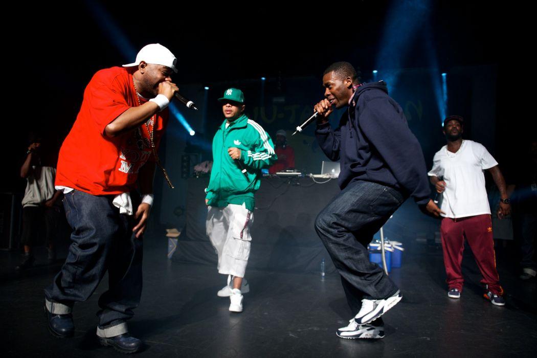 Wu-Tang Clan gangsta rap hip hop concert concerts microphone   r wallpaper