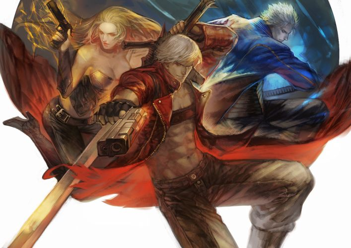 Devil May Cry dmc h wallpaper