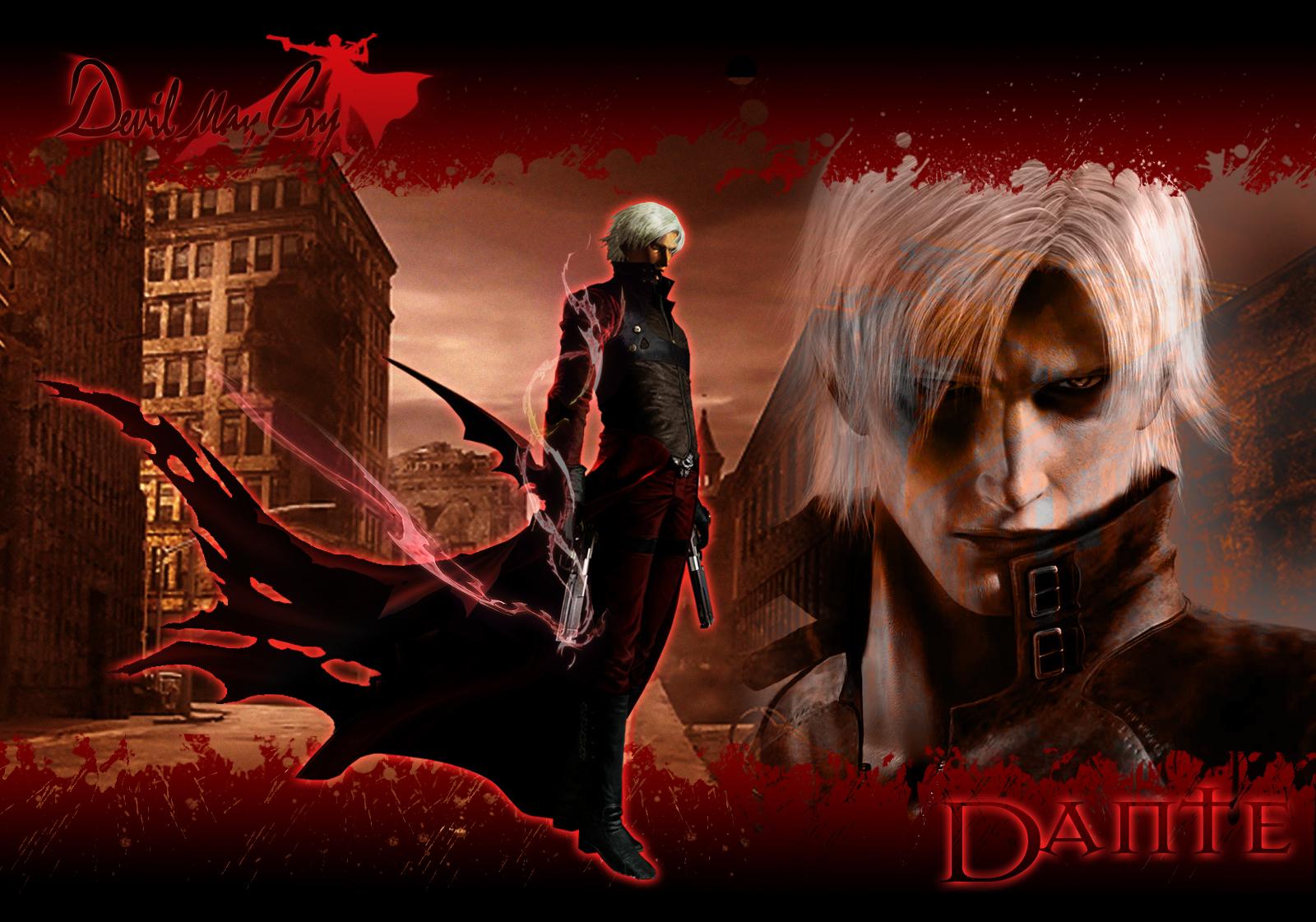 Devil May Cry Dmc D Wallpaper 1600x1121 91724 Wallpaperup