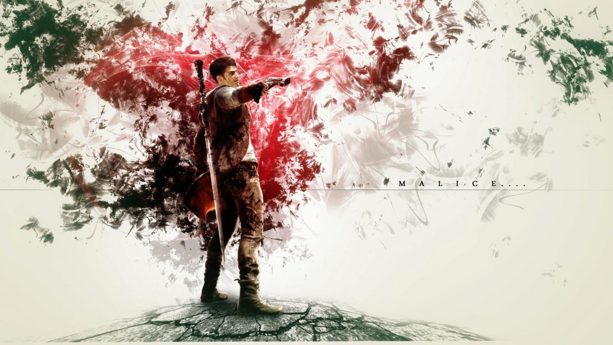 Devil May Cry dmc     n wallpaper