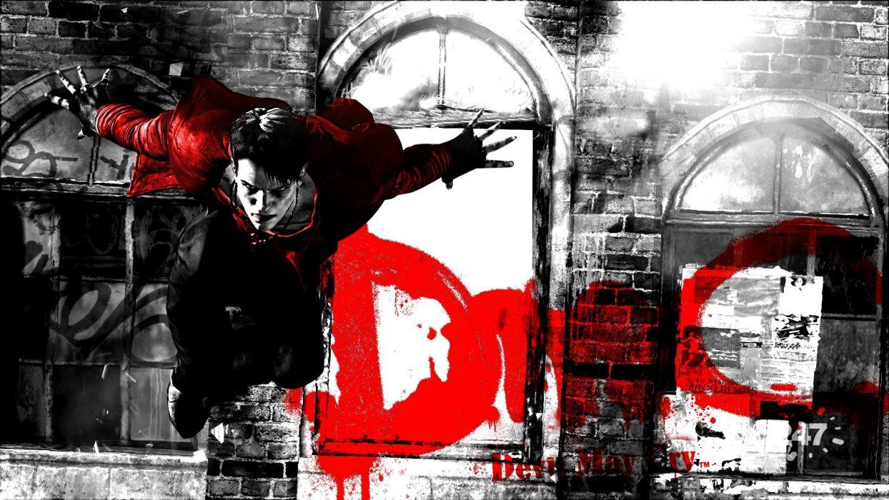 Devil May Cry dmc    e wallpaper