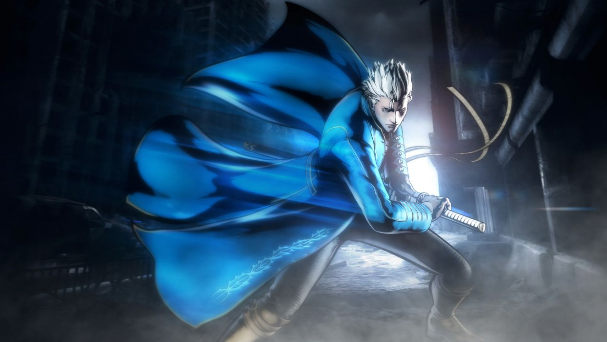 Devil May Cry Dmc V Wallpaper 1920x1080 91784 Wallpaperup