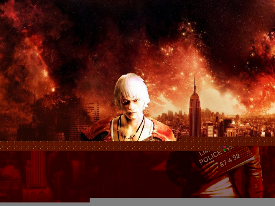 Devil May Cry dmc  e wallpaper