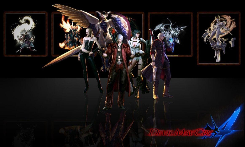 Devil May Cry dmc n wallpaper