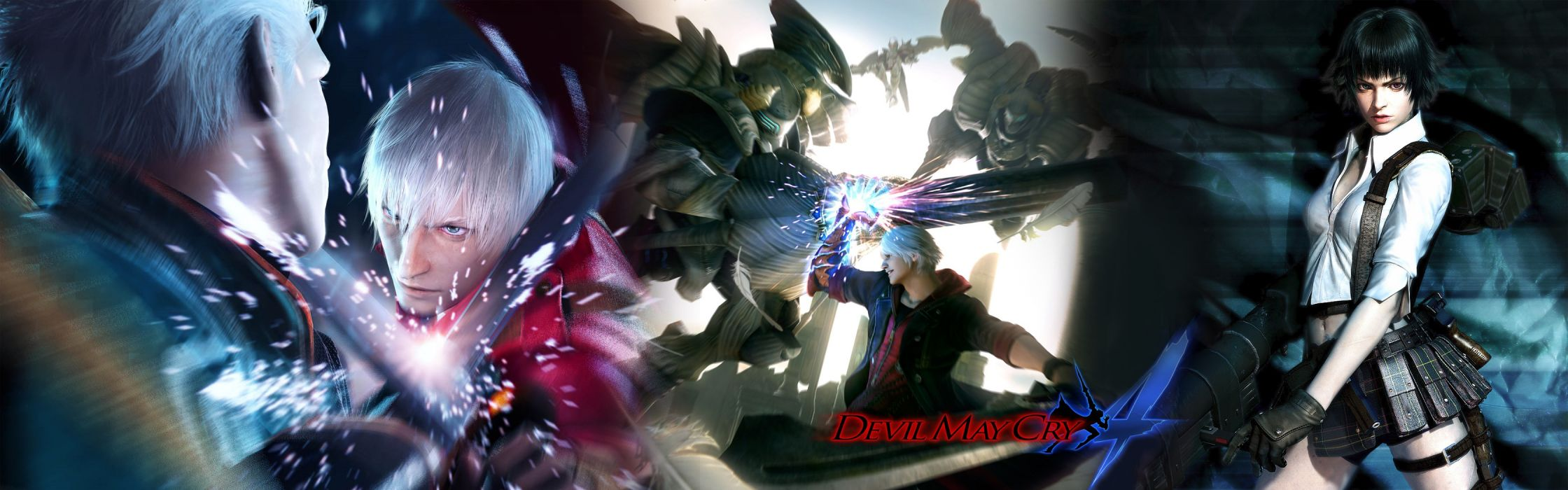 Devil May Cry dmc multi dual m wallpaper