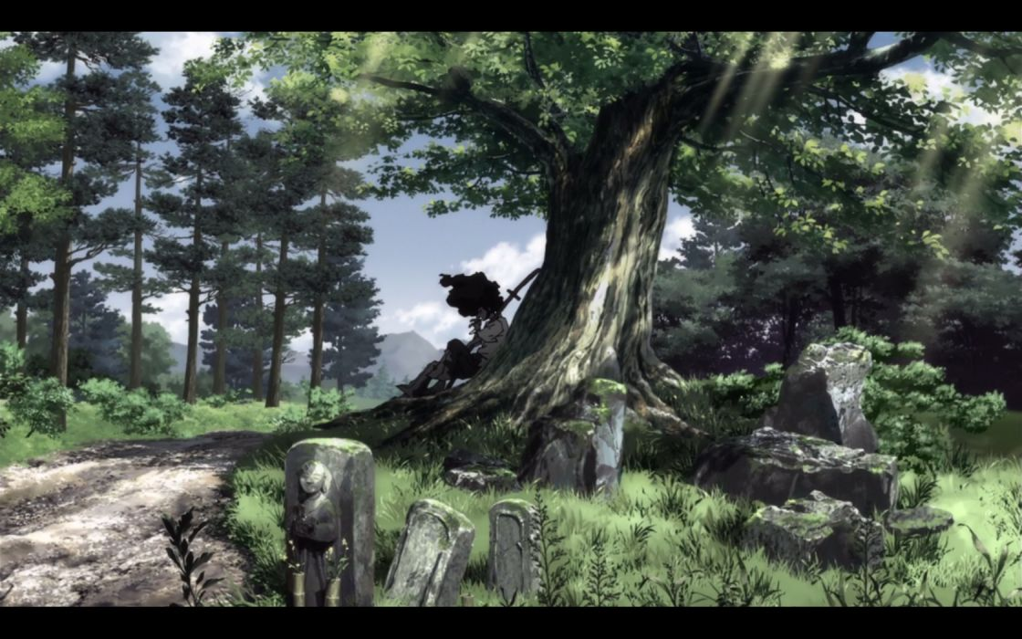 Afro Samurai anime game         h wallpaper