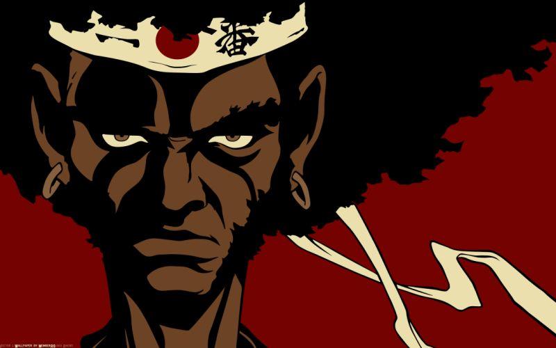 Afro Samurai anime game f wallpaper