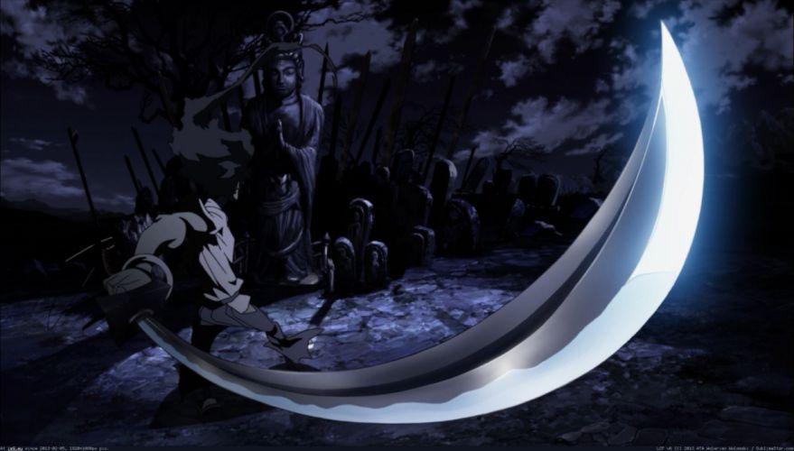 Afro Samurai anime game d wallpaper