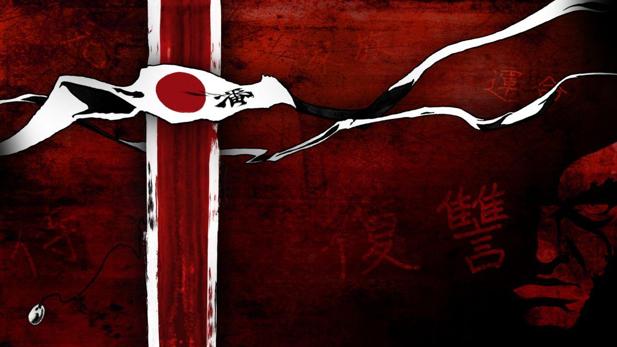 Afro Samurai anime game  p wallpaper