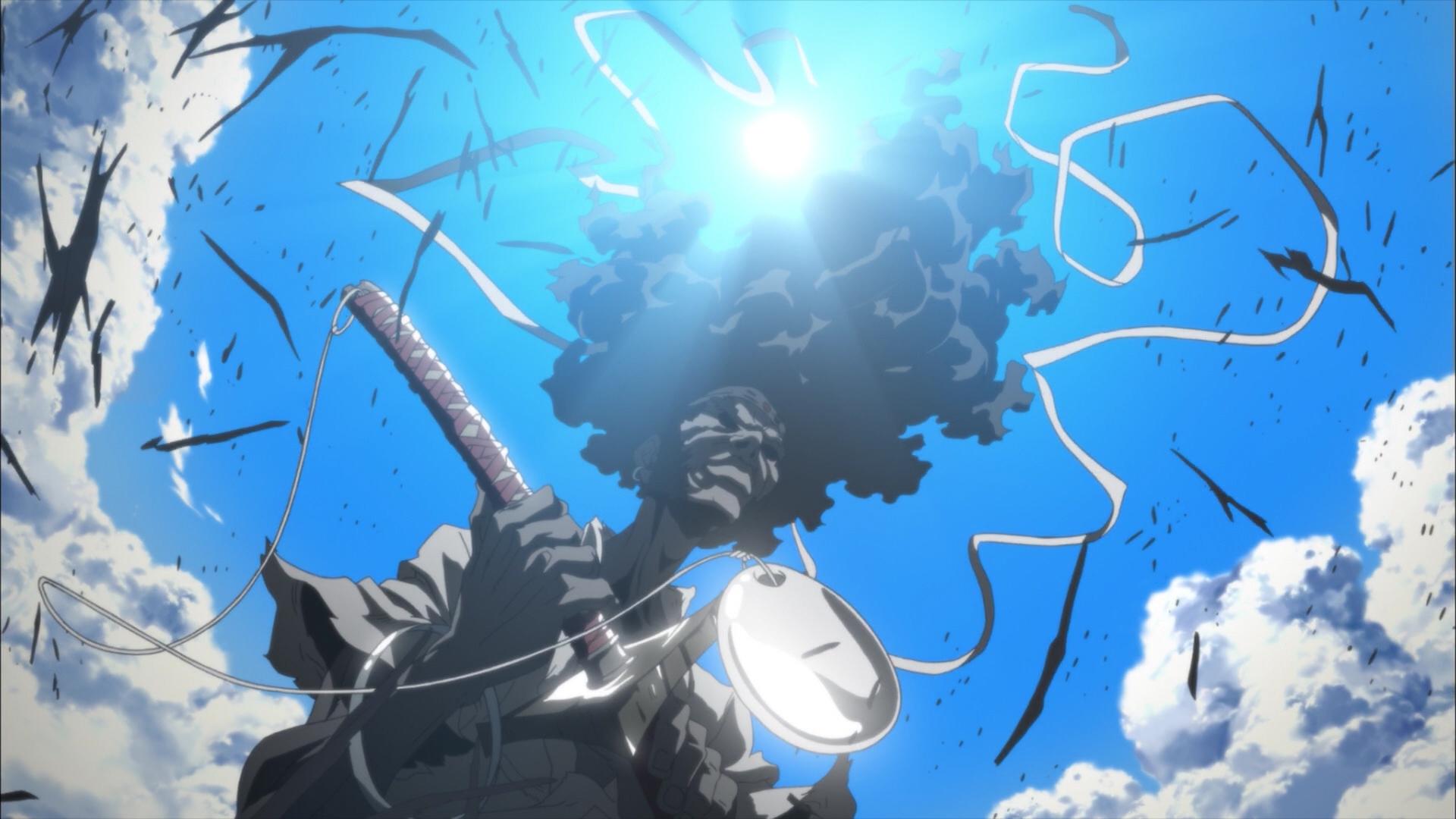 Afro Samurai Anime Game N Wallpaper 1920x1080 91895