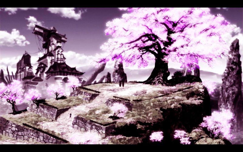 Afro Samurai anime game wallpaper