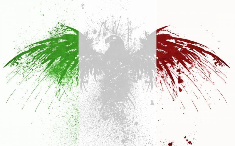 paint hawk Italy wallpaper