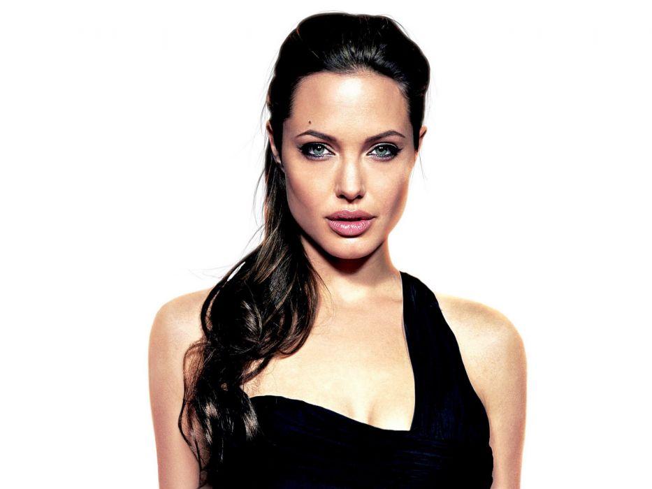Angelina Jolie actress brunette girl girls women female females     g wallpaper