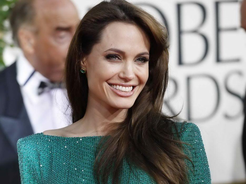 Angelina Jolie actress brunette girl girls women female females   i wallpaper