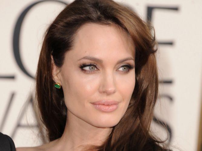 Angelina Jolie actress brunette girl girls women female females u wallpaper