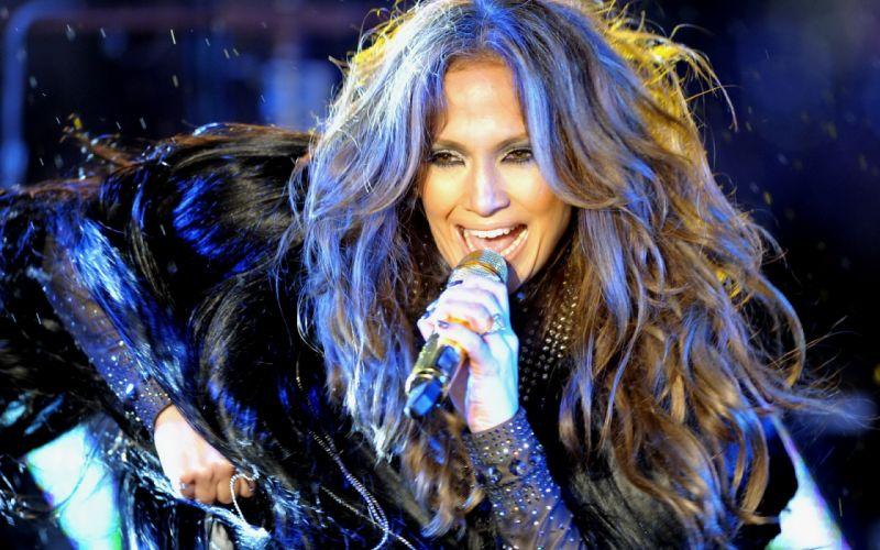Jennifer Lopez singer pop actress women girl girls music concert concerts e wallpaper