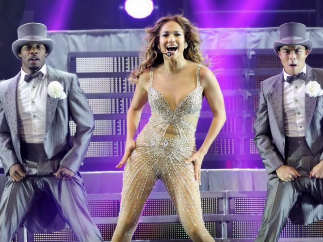 Jennifer Lopez singer pop actress women girl girls music concert concerts h wallpaper