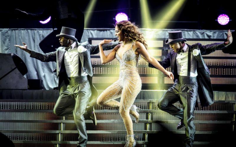 Jennifer Lopez singer pop actress women girl girls music concert concerts wallpaper