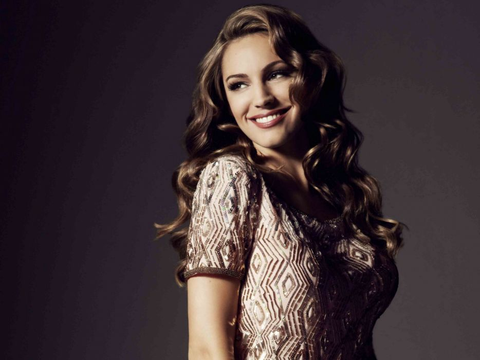 Kelly Brook actress model models women females female girl girls  a wallpaper
