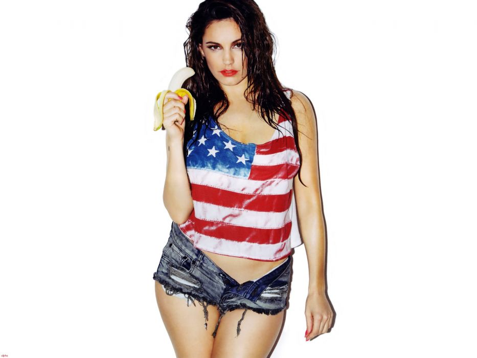 Kelly Brook actress model models women females female girl girls  d wallpaper