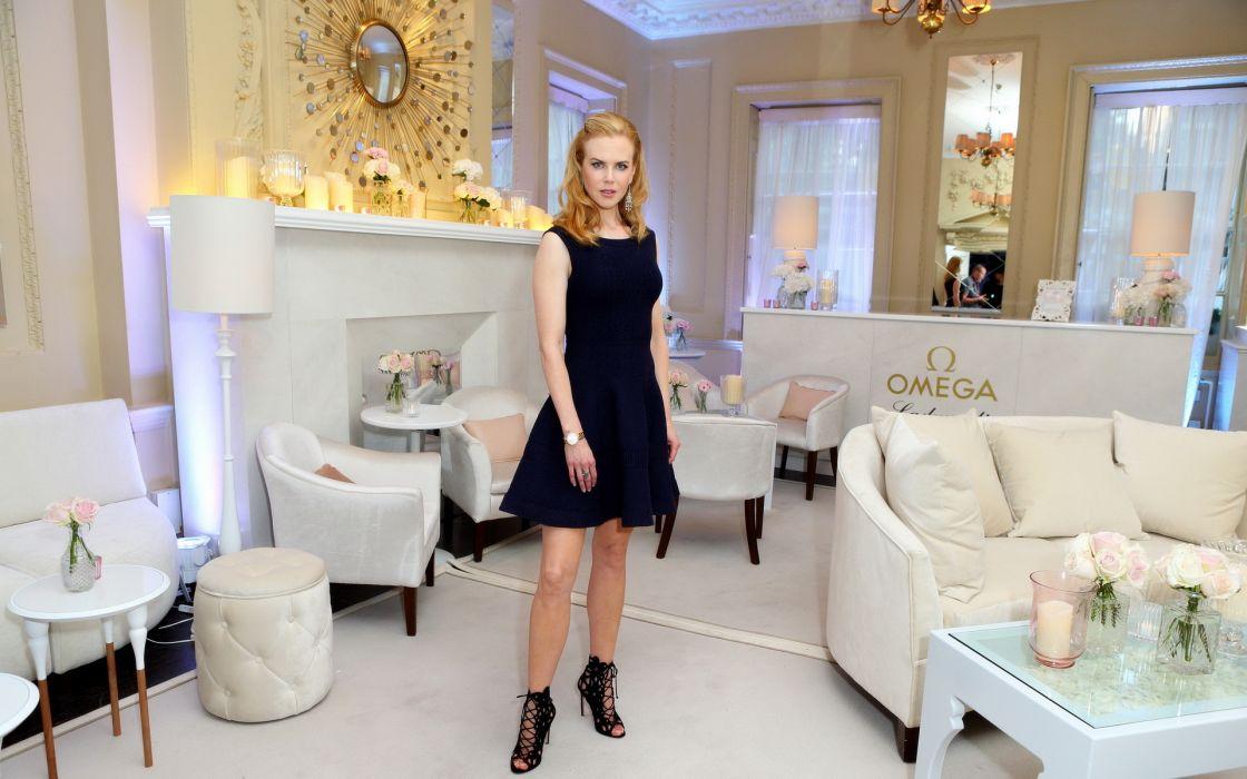 Nicole Kidman actress women female females girl girls blonde blondes redheads rehead       m wallpaper
