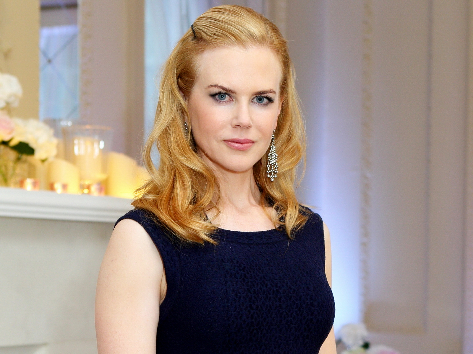 Nicole Kidman actress women female females girl girls blonde blondes ...